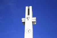Lakeuden Risti Church Bell Tower Detail