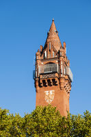 Grunewaldturm, Berlin, Grunewald Tower, Berlin, Germany