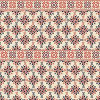 Palestinian embroidery pattern 38