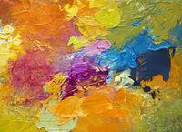 malerei farben texturen spachtel