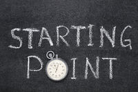 starting point watch