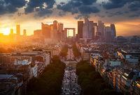 la Defense in Paris