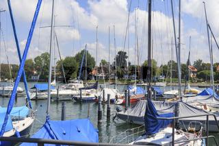 Yachthafen, Nonnenhorn, Bodensee