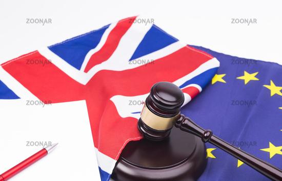 Brexit Vertrag
