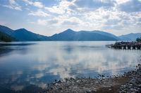 Chuzenji lake, Nikko, Japan