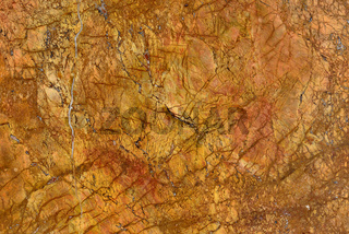 Real natural ' Rosso Damasco '  texture pattern. Background.
