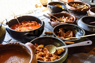 Traditional Brazilian cuisine