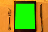 Menu Tablet