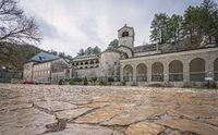 Ancient Monastery in Cetinje town
