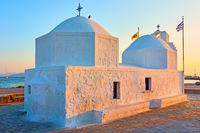 Agios Nikolaos church in Aegina