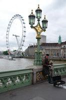 Dudelsackspieler - London