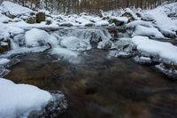 Ilsetal im Winter
