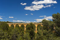 Teufelsbrücke, Tarraco, Tarragona, Katalonien, Spanien