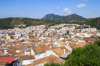 View over Ubrique
