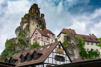 Village in Franconian Switzerland
