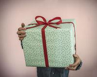 Riesen Geschenk
