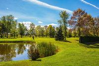 Golf Club in Canada