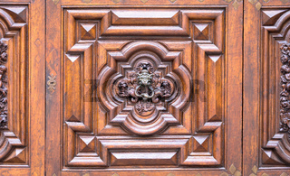 Devil Door in Turin, Italy