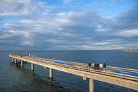 Seebrücke Erlebnisseebrücke in Heiligenhafen