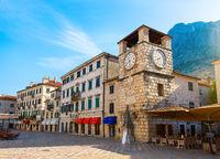 Clock Tower of Kotor