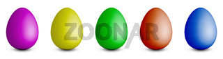 The Chicken eggs