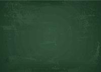 Green Empty School Chalkboard