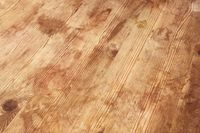 Wood deck lumber