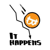 It happens - Bitcoin