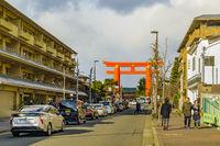 Kyoto Urban Scene, Japan