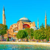 The Hagia Sophia - Ayasofya