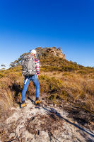 Hiking in National Parks Australia