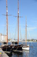 Hafen von Saint-Malot