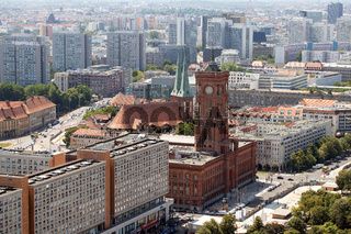 Berliner Stadtlandschaft 003. Deutschland