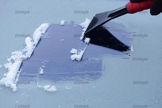 Eiskratzen 1