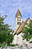 Kirche von Tingstaede