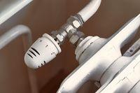 Radiator heating detail