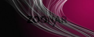Abstract elegant romantic panorama background design illustration