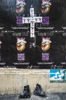 nolwenn leroy, poster, neues album, urbanes stilleben