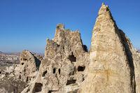 Rock cut architecture