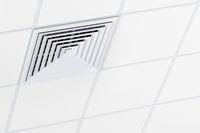 Square air vent