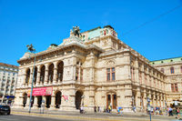 Vienna State Opera building