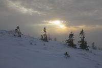 Winter am Grossen Arber