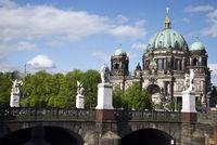Berliner Dom und die Schlossbrücke