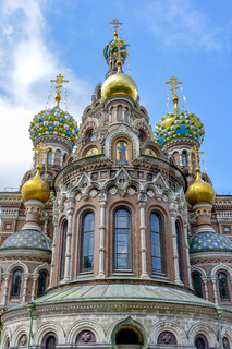 Cathedral of the Resurrection of the Savior on the Spilled Blood