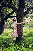 Verliebt in Ihren Baum