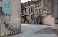 Häuser in Südfrankreich