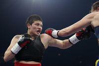 Boxer Yanina Orozco