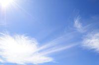 blue sky background with cloudsReligion sense.