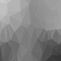 Grey Polygonal Background. Rumpled Triangular Pattern. Low Poly Texture. Origami Style