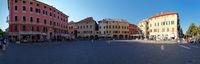 Piazza Vittorio Emanuaelle II - Finale Ligure - Ligurien - Italien